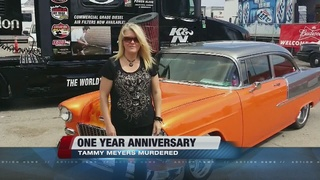 Tammy Meyers remembered one year later