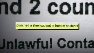 Student says she called lewd teacher 'Dad'
