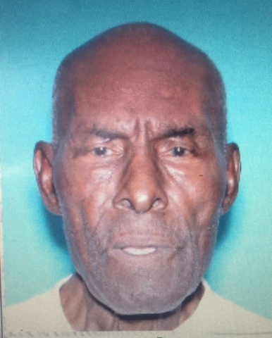 Elderly man reported missing, may need medical