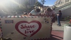 Grand Bazaar Shops spreading love to soldiers