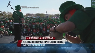 St. Baldrick's Lepre-Con sets world record