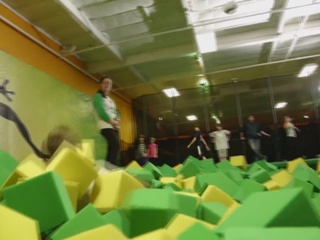 Las Vegas' newest trampoline park opens today