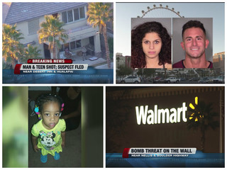 Most-viewed stories on KTNV.com (Week of Feb. 7)
