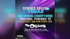 Bowling tournament raises money for charities