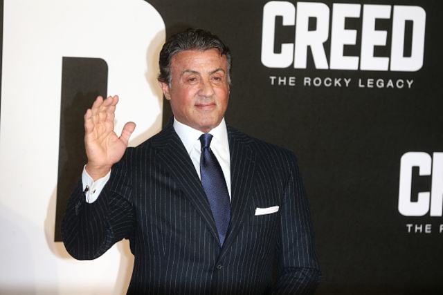 Sylvester Stallone accused of sexually assaulting 16-year-old girl, reports say
