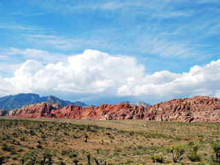 Free entry to Red Rock, national parks today