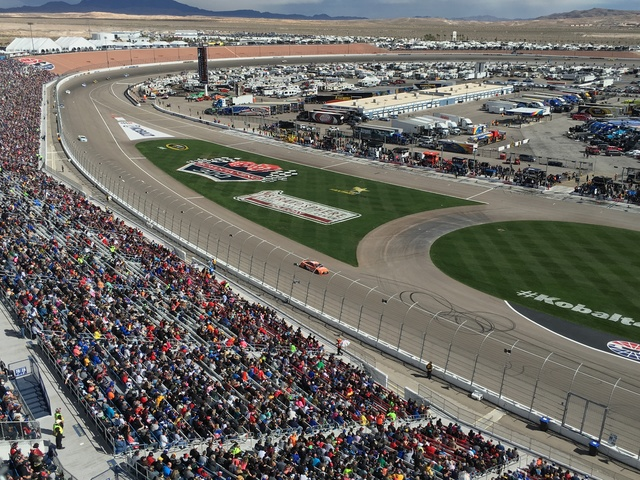 March 2018 nascar weekend tickets now available for events Las vegas motor speedway tickets