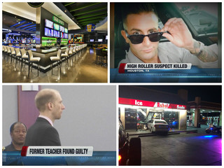 Most-viewed stories on KTNV.com Week of March 20