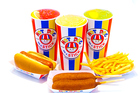 Hot Dog on a Stick freebies at new location