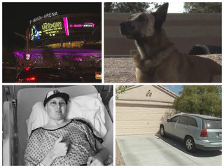 Most-viewed stories on KTNV.com Week of March 27