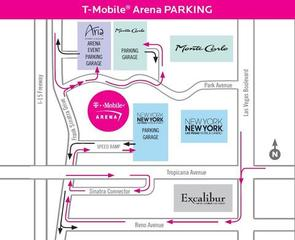What to expect for parking, traffic at arena