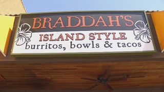 Dirty Dining: Roaches at Braddah's Island Style