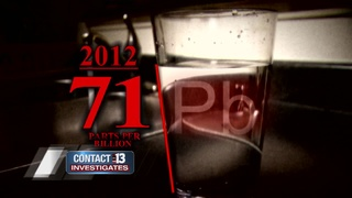 CONTACT 13: Some lead found in NV water