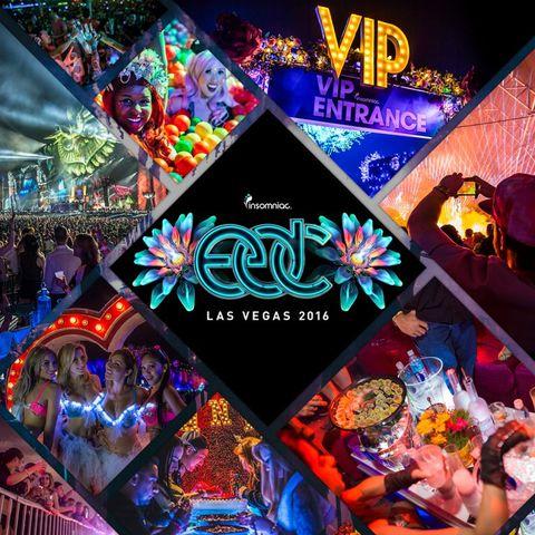 Drug Arrests During Electric Daisy Carnival KTNVcom Las Vegas - Edc las vegas map 2016