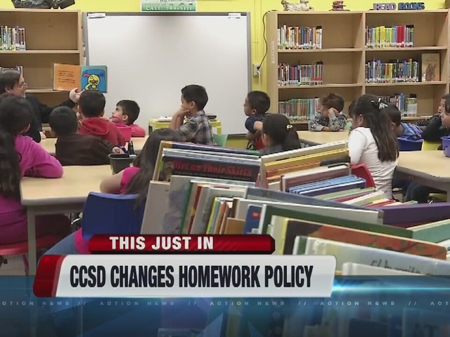 Toronto district school board homework policy