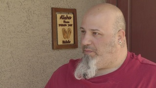 Man says HOA targeting him over tree issue