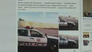 YOU ASK: Cop on phone sparks outrage