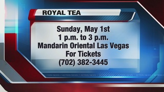 Royal Tea party helping local children