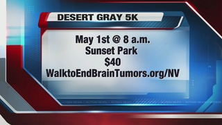 Help raise money for brain tumor research