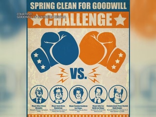 Take part in Spring Cleaning Challenge
