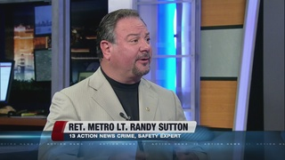 Randy Sutton talks about spike in crime