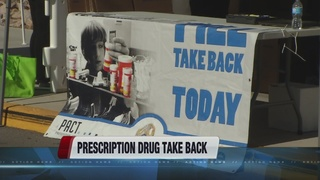 National Drug Take-Back Day event held locally