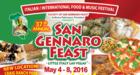 San Gennaro Feast coming to NLV next week