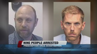 Doctor, 8 others arrested in Reno pill mill case