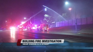 North Las Vegas house fire under investigation