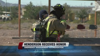 City of Henderson receives accreditation honor