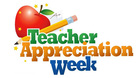 Deals for National Teacher Appreciation Week