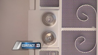CONTACT 13: What to do when salesman knocks