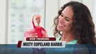 Misty Copeland gets her own Barbie doll