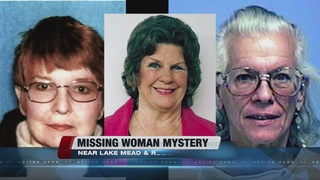 New clues in case of missing Las Vegas woman