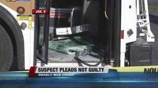 Ex-driver, 22, facing misdemeanor in bus crash