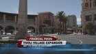 Tivoli Village expansion expected by October