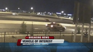 Vehicle of interest sought in death of man