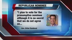 Gov. Sandoval plans to vote for Trump