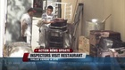 DIRTY DINING: China a Go Go leaves meat in alley