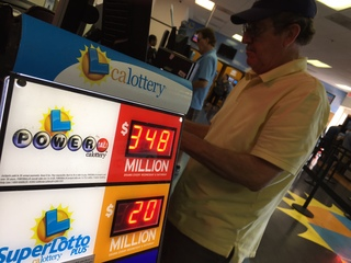 Powerball fever hits Primm once again