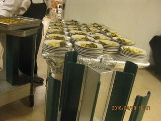 DIRTY DINING: Westin Banquet Kitchen