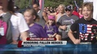 Walk and run honors fallen servicemembers