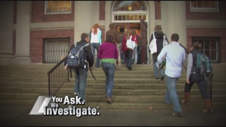 YOU ASK. WE INVESTIGATE. Student loan nightmare