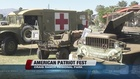 Military honored at American Patriot Fest