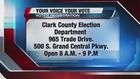 Nevada voter registration deadline is Tuesday