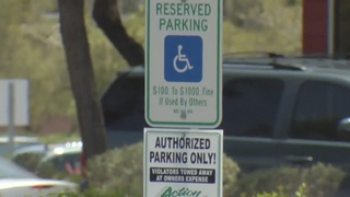 YOU ASK: Handicap towing zone concerns
