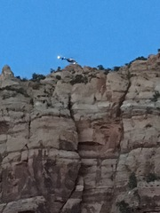 Hiker rescued in rural northwest Arizona