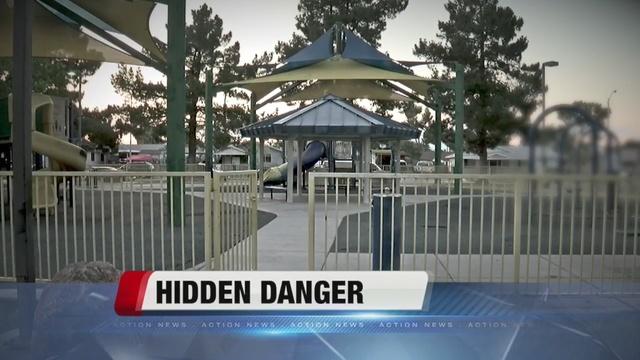 Sex offenders living near Las Vegas parks