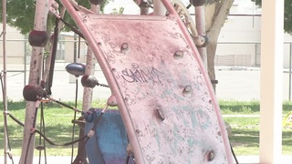 YOU ASK: Damaged, dirty North Las Vegas park