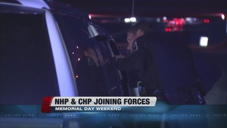 NHP, CHP join forces for Memorial Day
